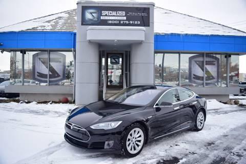 2015 Tesla Model S for sale in Salt Lake City, UT