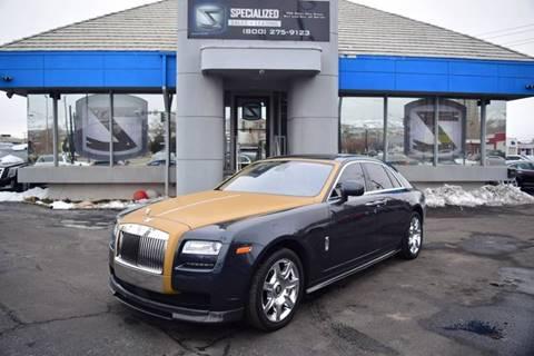 2011 Rolls-Royce Ghost for sale in Salt Lake City, UT
