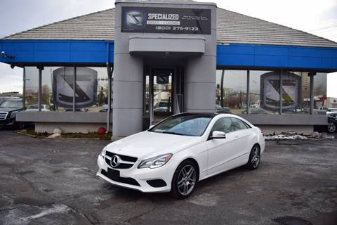 2014 Mercedes-Benz E-Class for sale in Salt Lake City, UT