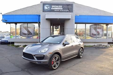 2011 Porsche Cayenne for sale in Salt Lake City, UT