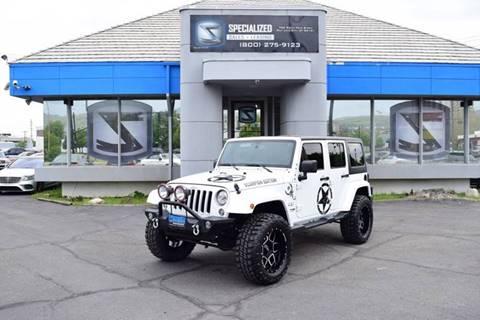 2018 Jeep Wrangler Unlimited for sale in Salt Lake City, UT