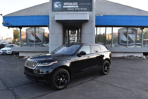 2018 Land Rover Range Rover Velar for sale in Salt Lake City, UT
