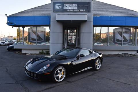 2007 Ferrari 599 for sale in Salt Lake City, UT