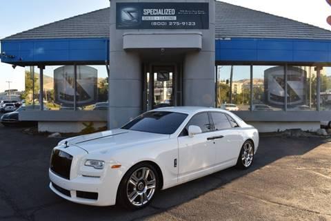 2018 Rolls-Royce Ghost for sale in Salt Lake City, UT