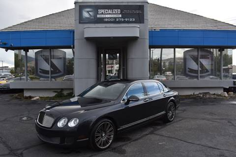 2012 Bentley Continental for sale in Salt Lake City, UT