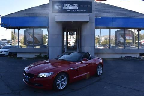 2016 BMW Z4 for sale in Salt Lake City, UT