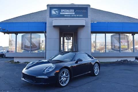 2013 Porsche 911 for sale in Salt Lake City, UT
