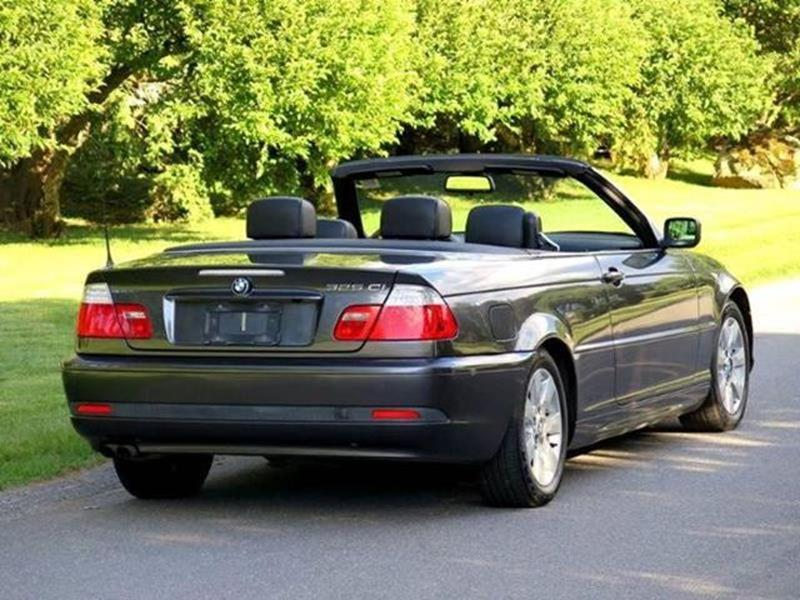 Bmw Series Ci Dr Convertible In Merrimack NH St - 2006 bmw 325ci convertible