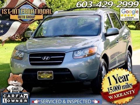 2007 Hyundai Santa Fe for sale in Merrimack, NH