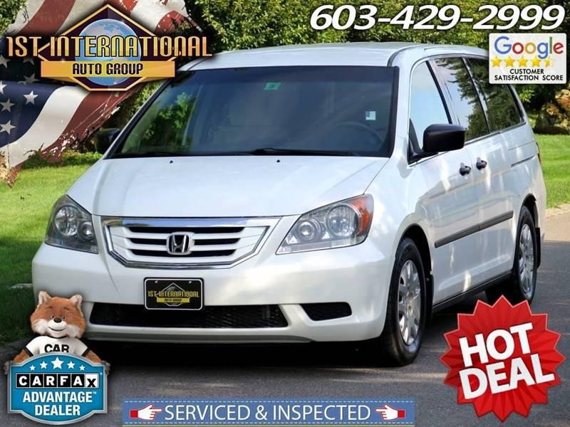 2008 Honda Odyssey LX 4dr Mini Van   Merrimack NH