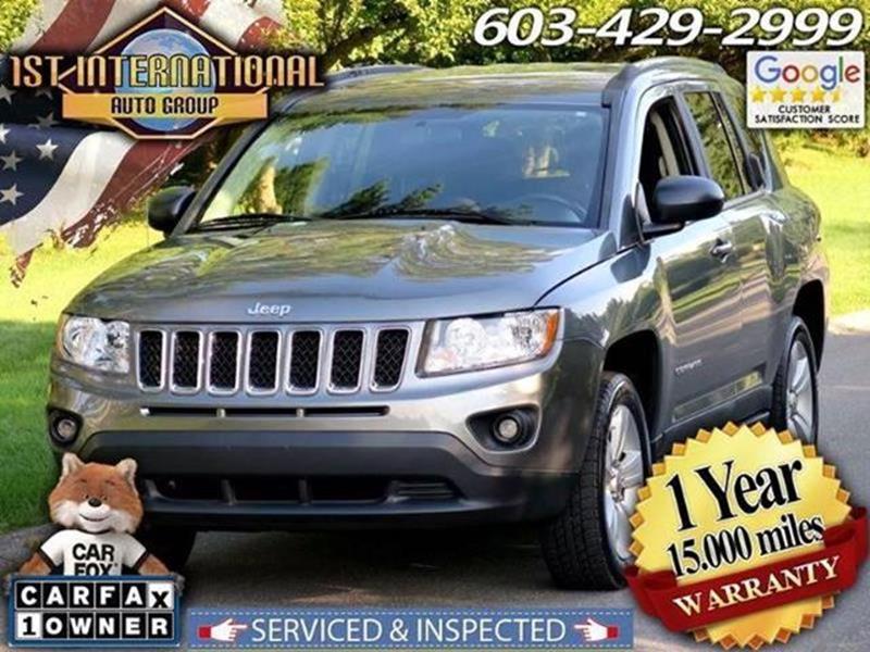 Jeep Used Cars Luxury Cars For Sale Merrimack 1st International ...