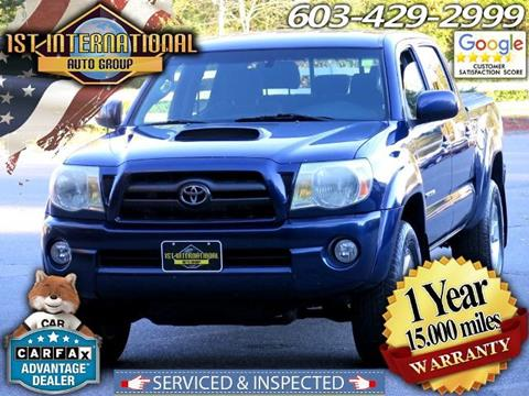 2007 Toyota Tacoma for sale in Merrimack, NH
