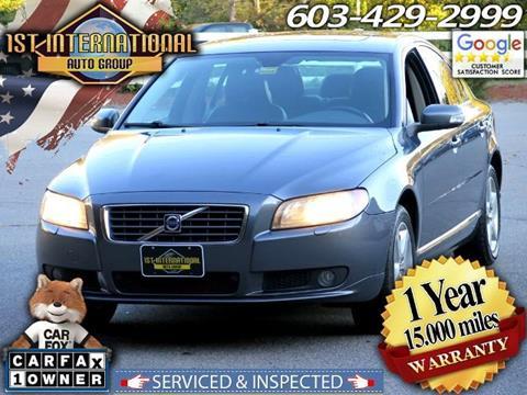 2007 Volvo S80 for sale in Merrimack, NH