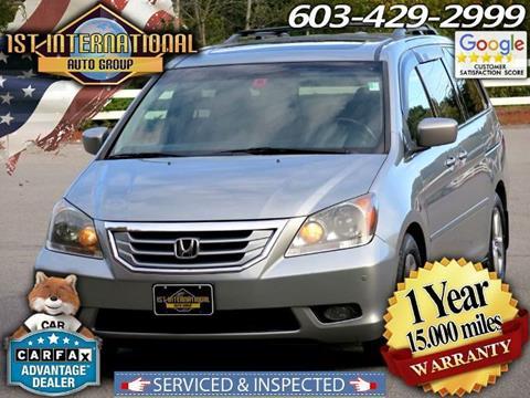 2008 Honda Odyssey for sale in Merrimack, NH