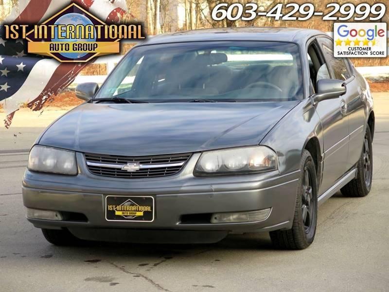 Chevrolet Used Cars Luxury Cars For Sale Merrimack 1st ...