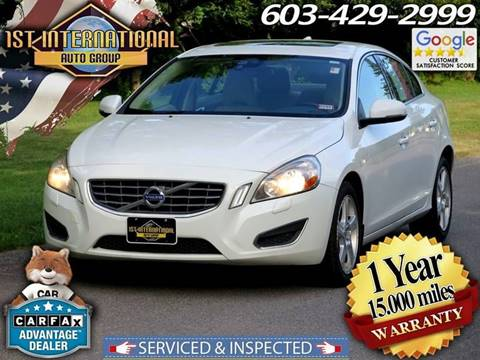 2012 Volvo S60 for sale in Merrimack, NH