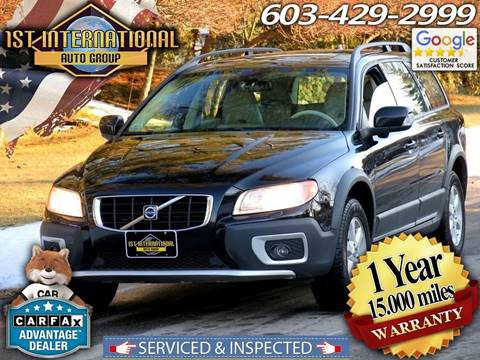 2008 Volvo XC70 for sale in Merrimack, NH