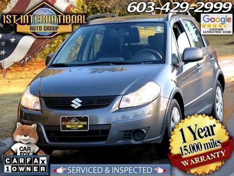 2011 Suzuki SX4 Crossover for sale in Merrimack, NH