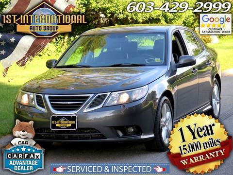 2011 Saab 9-3 for sale in Merrimack, NH
