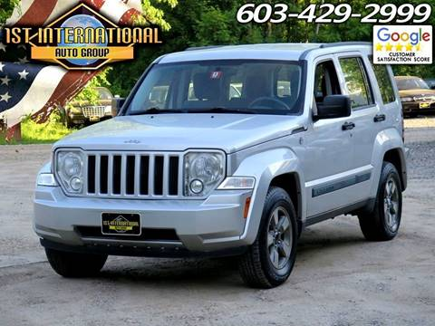 2008 Jeep Liberty for sale in Merrimack, NH