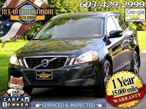 2013 Volvo XC60 for sale in Merrimack, NH
