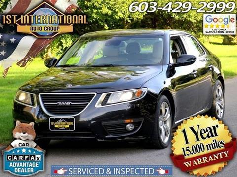 2011 Saab 9-5 for sale in Merrimack, NH