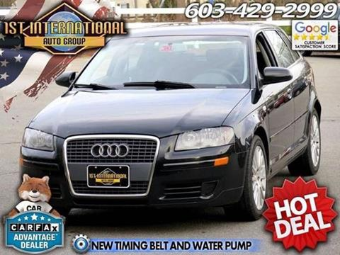2007 Audi A3 for sale in Merrimack, NH