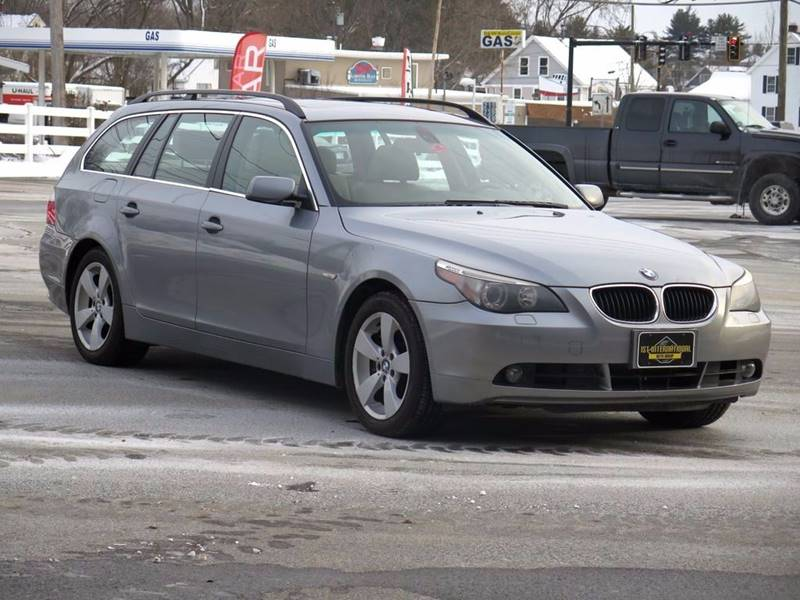Bmw Series AWD Xi Dr Wagon In Merrimack NH St - 530xi bmw