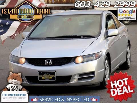 2009 Honda Civic for sale in Merrimack, NH