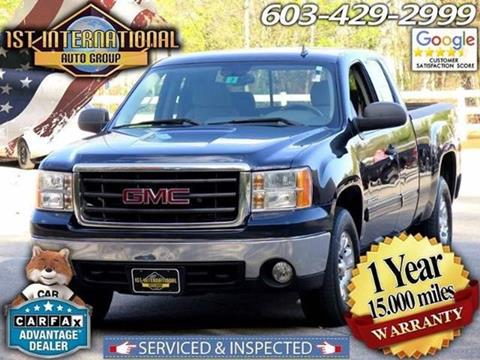 2007 GMC Sierra 1500 for sale in Merrimack, NH