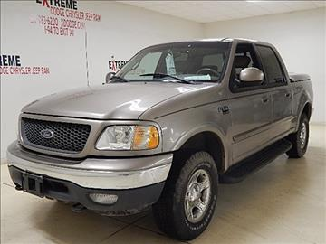 2001 Ford F-150 for sale in Jackson, MI