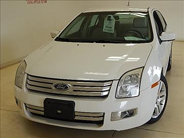 2007 Ford Fusion for sale in Jackson, MI