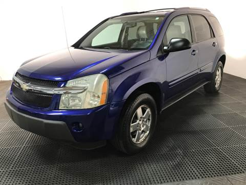 2005 Chevrolet Equinox for sale in Troy, MI