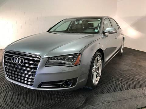 2013 Audi A8 L for sale in Troy, MI