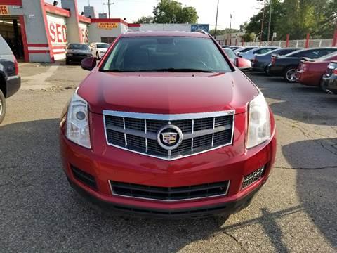 2010 Cadillac SRX for sale in Detroit, MI
