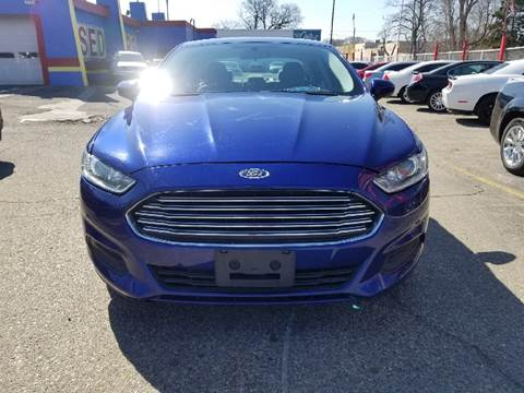 2013 ford fusion for sale in michigan. Black Bedroom Furniture Sets. Home Design Ideas