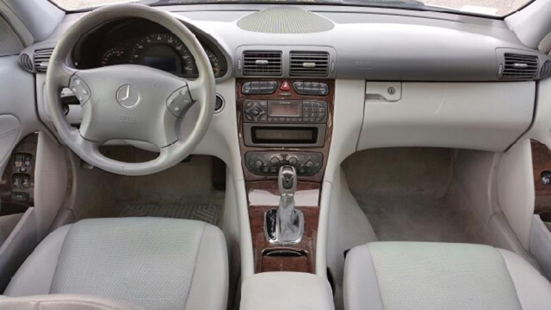 2004 Mercedes Benz C Class C240 Sedan In Salt Lake City Ut
