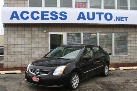 2011 Nissan Sentra for sale at Access Auto in Salt Lake City UT