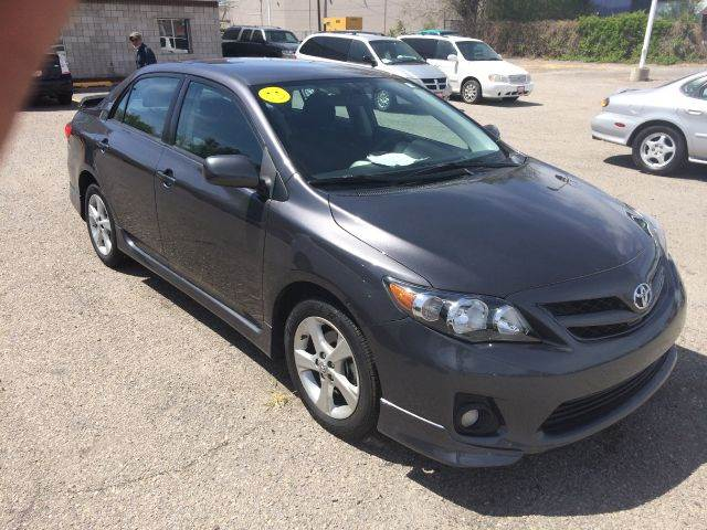 2012 Toyota Corolla for sale at Access Auto in Salt Lake City UT