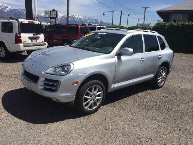 2008 Porsche Cayenne for sale at Access Auto in Salt Lake City UT