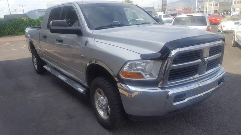 2011 dodge ram pickup 2500 slt