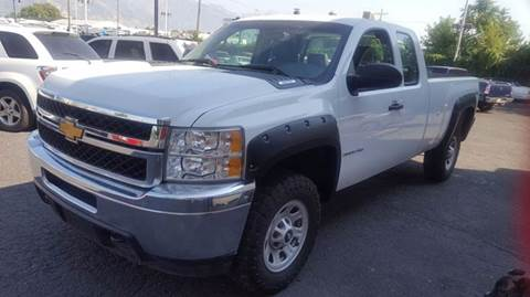 2012 Chevrolet Silverado 3500HD for sale at Access Auto in Salt Lake City UT