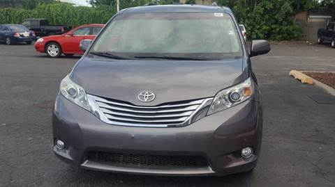 2011 Toyota Sienna for sale at Access Auto in Salt Lake City UT