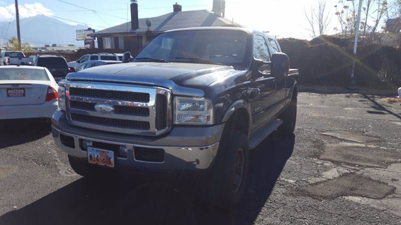 2006 Ford F-350 Super Duty for sale at Access Auto in Salt Lake City UT