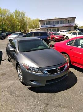 2009 Honda Accord for sale at Access Auto in Salt Lake City UT