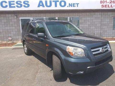 2006 Honda Pilot for sale at Access Auto in Salt Lake City UT