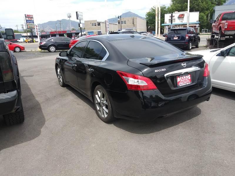 2011 Nissan Maxima 3 5 S 4dr Sedan In Salt Lake City UT