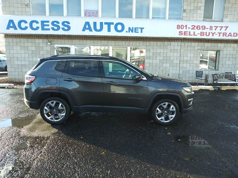2018 Jeep Compass for sale at Access Auto in Salt Lake City UT