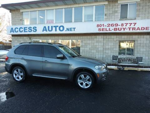 2008 BMW X5 for sale at Access Auto in Salt Lake City UT