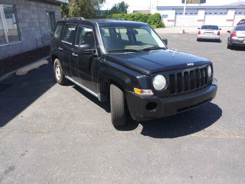 2008 Jeep Patriot for sale at Access Auto in Salt Lake City UT
